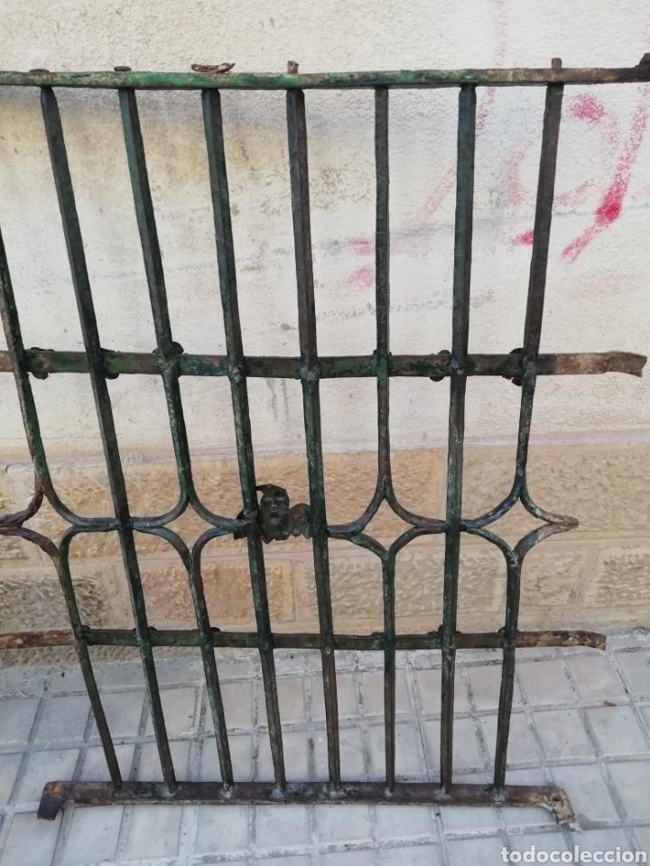 Antigüedades: Reja de convento del siglo XVI - Foto 6 - 155466906