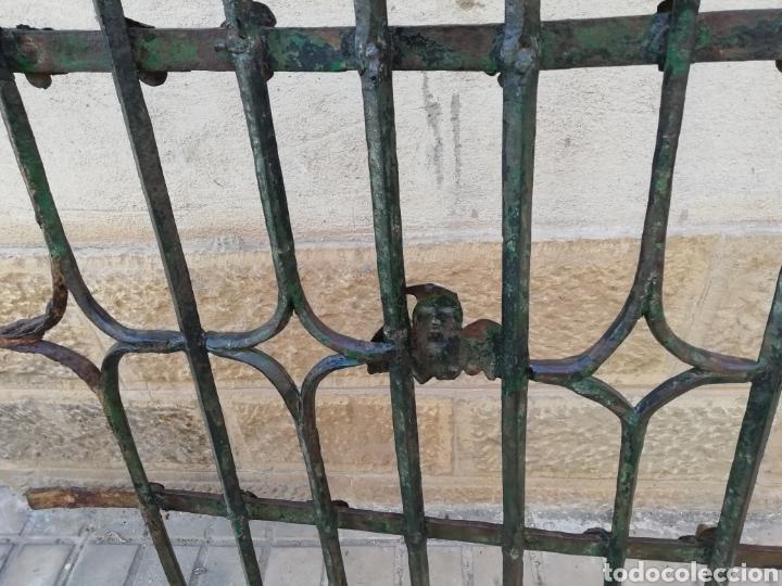 Antigüedades: Reja de convento del siglo XVI - Foto 7 - 155466906