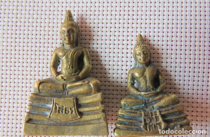 PONDERALES OPIO INDONESIA SIGLO XIX (Antigüedades - Técnicas - Medidas de Peso - Ponderales Antiguos)