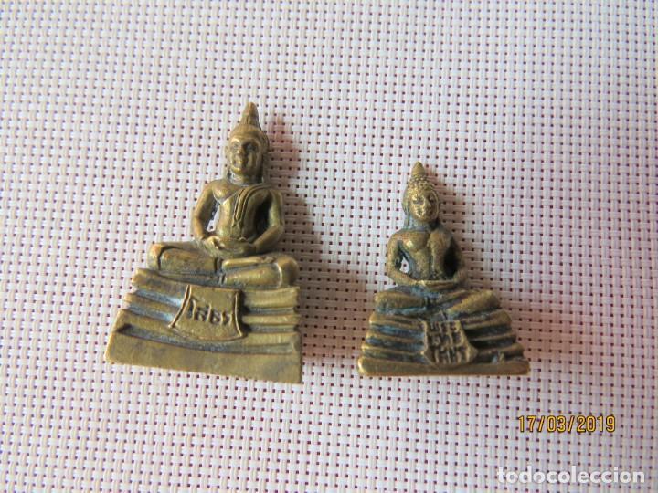 Antigüedades: PONDERALES OPIO INDONESIA SIGLO XIX - Foto 3 - 155488682