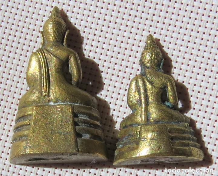 Antigüedades: PONDERALES OPIO INDONESIA SIGLO XIX - Foto 7 - 155488682