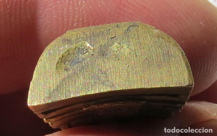 Antigüedades: PONDERALES OPIO INDONESIA SIGLO XIX - Foto 8 - 155488682
