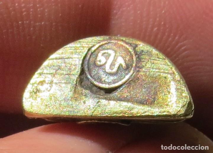 Antigüedades: PONDERALES OPIO INDONESIA SIGLO XIX - Foto 10 - 155488682