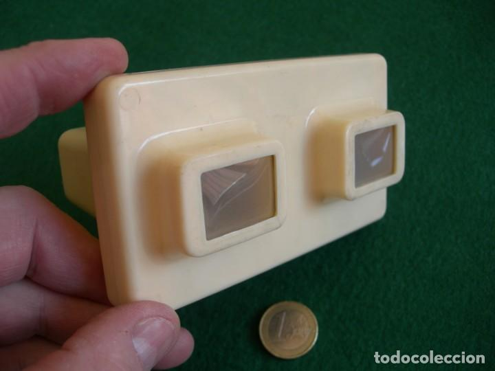 Antigüedades: Estereoscopio con diapositivas de postales ¡¡ 20 euros !! - Foto 5 - 155637358