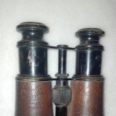 Antigüedades: ANTIGUOS PRISMÁTICOS DOLLOND LONDON, AÑO 1940. Lote 155653382
