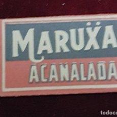 Antigüedades: HOJA DE AFEITAR MARISA ACANALADA. Lote 155712666