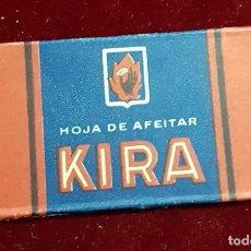 Antigüedades: HOJA DE AFEITAR KIRA. Lote 155712790