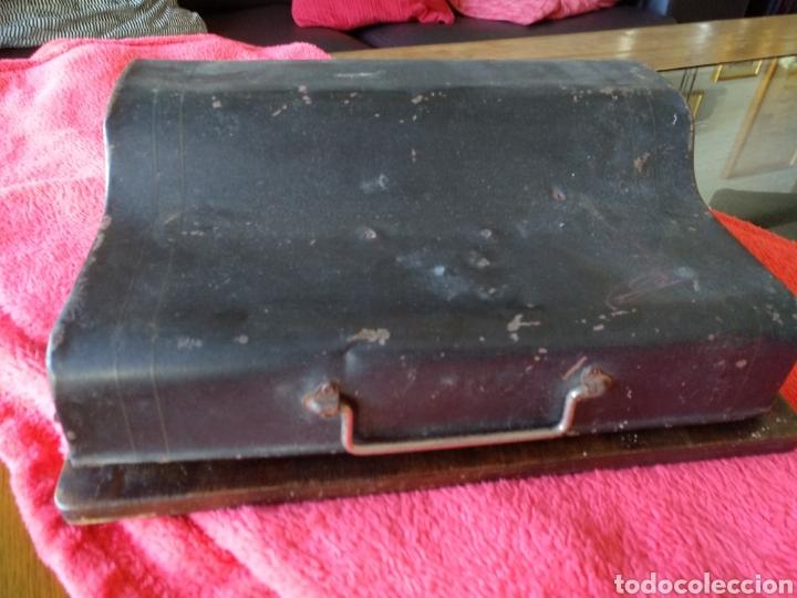 Antigüedades: Máquina de escribir GUNDKA - Foto 8 - 155695390