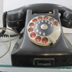 Teléfonos: EXCELENTE TELEFONO DE BAQUELITA DE LA MARCA PIT - NUMERO ARABES - EGIPTO. Lote 155821402