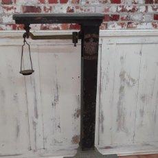 Antigüedades: BASCULA ANTIGUA MARCA JAIME FORN, BARCELONA. Lote 155830902