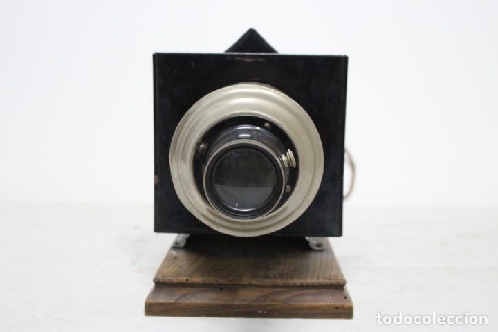 Antigüedades: Preciosa Linterna Mágica principios del siglo XX en maravilloso estado - Foto 3 - 155835774
