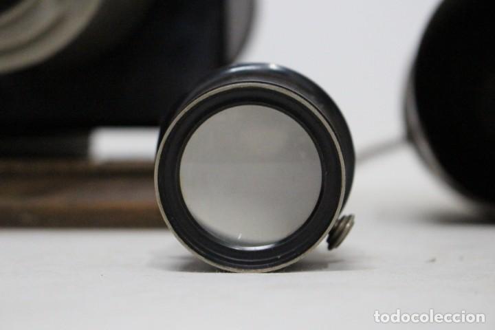 Antigüedades: Preciosa Linterna Mágica principios del siglo XX en maravilloso estado - Foto 12 - 155835774