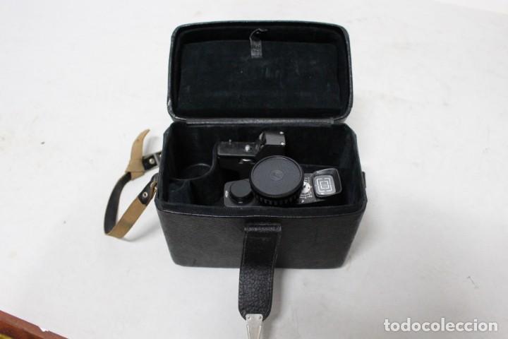 Antigüedades: Camara de 8 mm KBAPU + maletin con accesorios. Rusia, años 60. como nueva - Foto 21 - 155839818