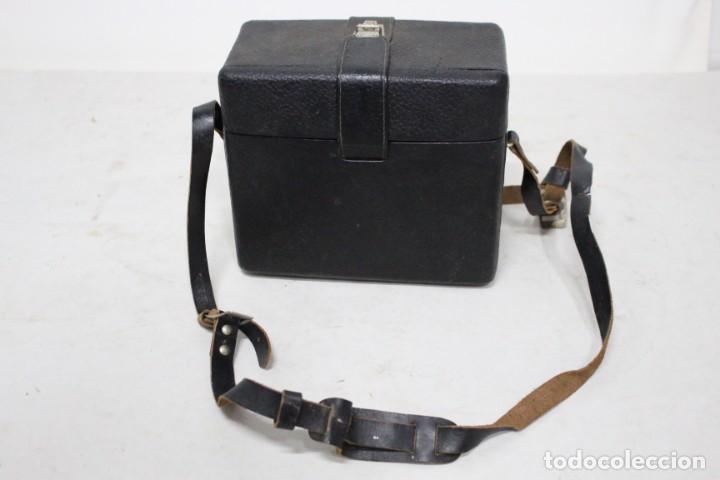 Antigüedades: Camara de 8 mm KBAPU + maletin con accesorios. Rusia, años 60. como nueva - Foto 23 - 155839818