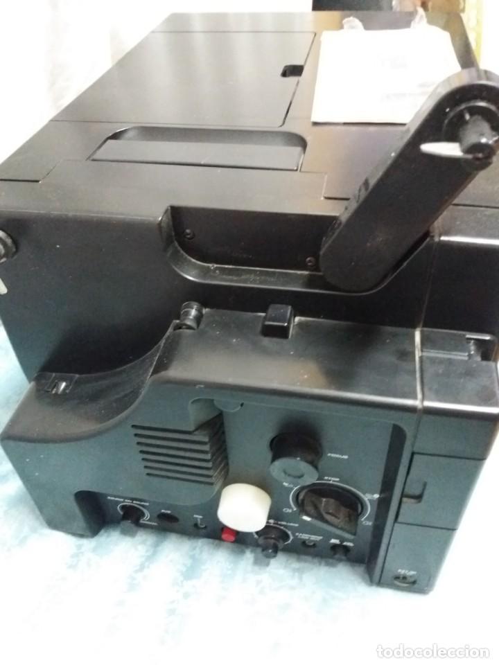 Antigüedades: PROYECTOR CINE DUAL CHINON DS 300 - Foto 2 - 155867666
