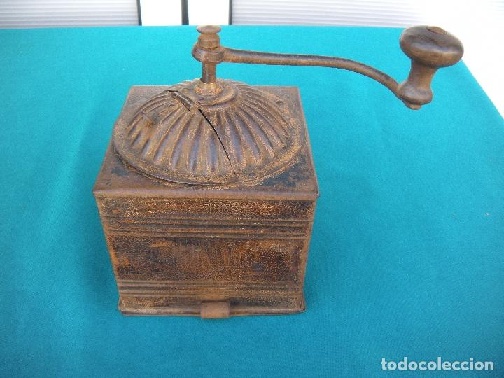 Antigüedades: MOLINILLO DE CAFÉ - Foto 4 - 155877290