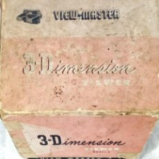 Antigüedades: TOMAVISTA VIEW-MASTER * 3-D DIMENSION. Lote 155964958