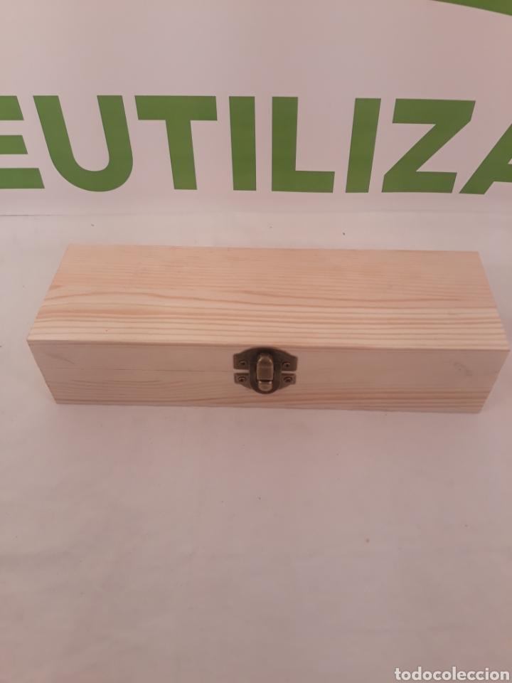 Antigüedades: Antigua Balanza de Bolsillo en buen estado.con estuche de madera. - Foto 5 - 155971640