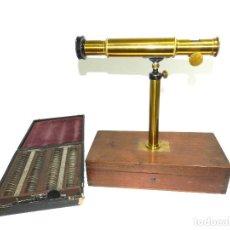 Antigüedades: CONJUNTO OPTOMETRÍA PRINCIPIOS SIGLO XX. DR. CARRERAS ARAGO.. Lote 155974490
