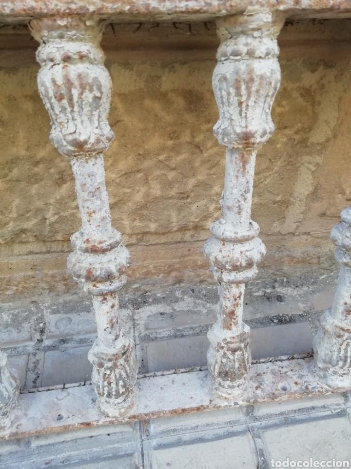 Antigüedades: Antigua reja o traga luz - Foto 7 - 156051742