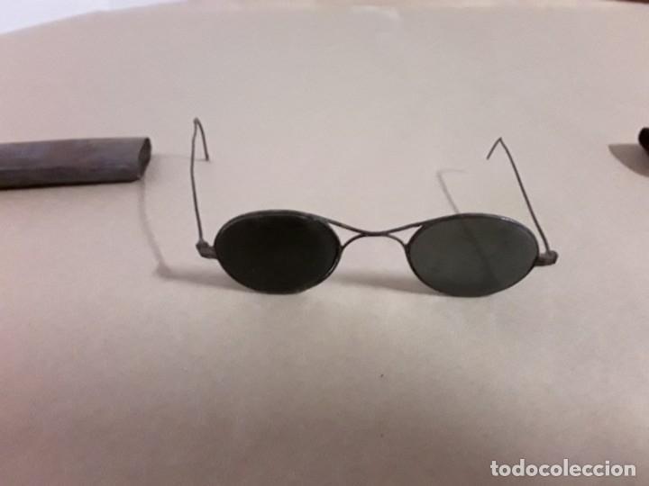 GAFAS ANTIGUAS. (Antigüedades - Técnicas - Instrumentos Ópticos - Gafas Antiguas)