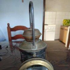 Antigüedades: FAROL ANTIGUO. Lote 156282318