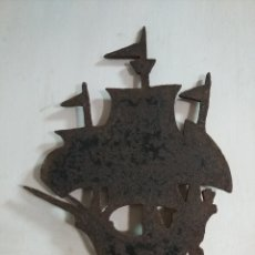 Antigüedades: VELETA BARCO DEL SIGLO XVI. Lote 156402057