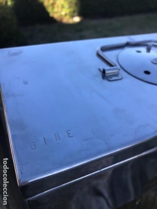 Antigüedades: Medicina caja, metal, año 40 - Foto 3 - 156454442