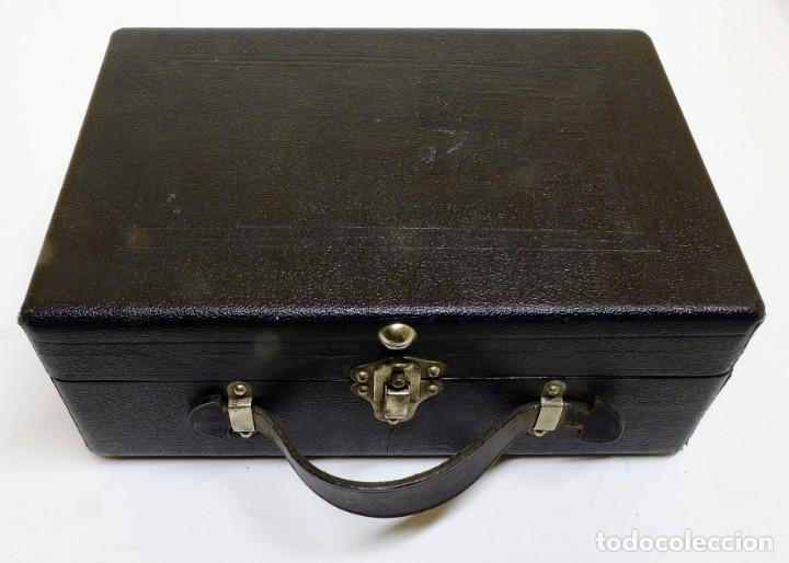 Antigüedades: 1920 - Equipo de electroterapia de Tesla - Rayos ultravioletas de alta energía - Foto 7 - 156540642