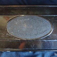 Antigüedades: BONITO TENSIOMETRO DR. H.VON RECHLINGHOUSEN CON SU ESTUCHE. Lote 156555522