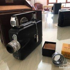 Antigüedades: FUMADORA KODAK MAGAZINE CINE. Lote 156610061