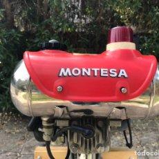 Antigüedades: MOTOR FUERABORDA MONTESA. Lote 156671665