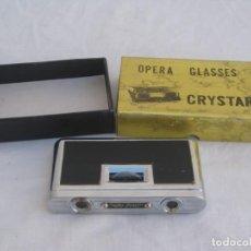 Antigüedades: PRISMATICO, BINOCULAR DE TEATRO. CRYSTAR. JAPAN.. Lote 156735930
