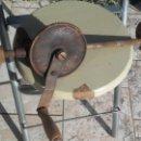 Antigüedades: TALADRO A MANIVELA. Lote 156769338