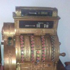 Antigüedades: CAJA REGISTRADORA NATIONAL. Lote 157054354