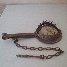 Antigüedades: ANTIGUO CEPO.. Lote 157127766