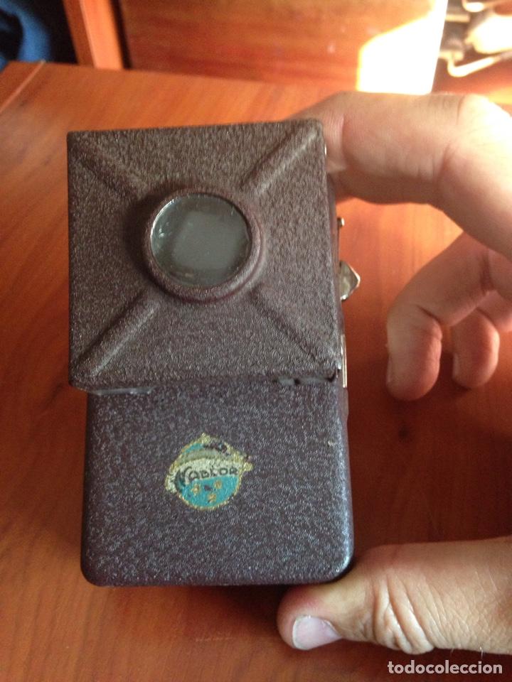 Antigüedades: Linterna con visor de diapositivas - Foto 2 - 157252692