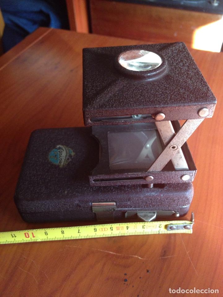 Antigüedades: Linterna con visor de diapositivas - Foto 7 - 157252692