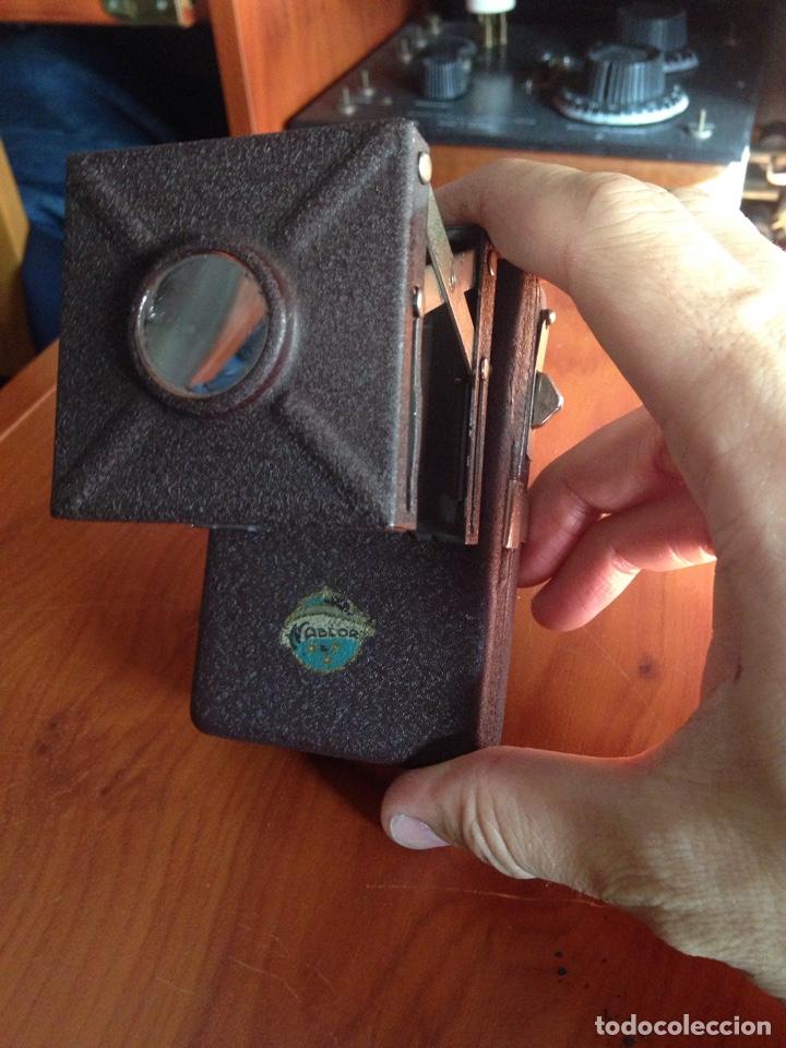 Antigüedades: Linterna con visor de diapositivas - Foto 10 - 157252692