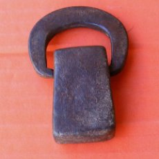 Antigüedades: PESA CATALANA , PESA 197 GRS. Lote 157254458