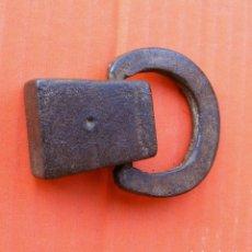 Antigüedades: PESA CATALANA , PESA 363 GRS.. Lote 157255130