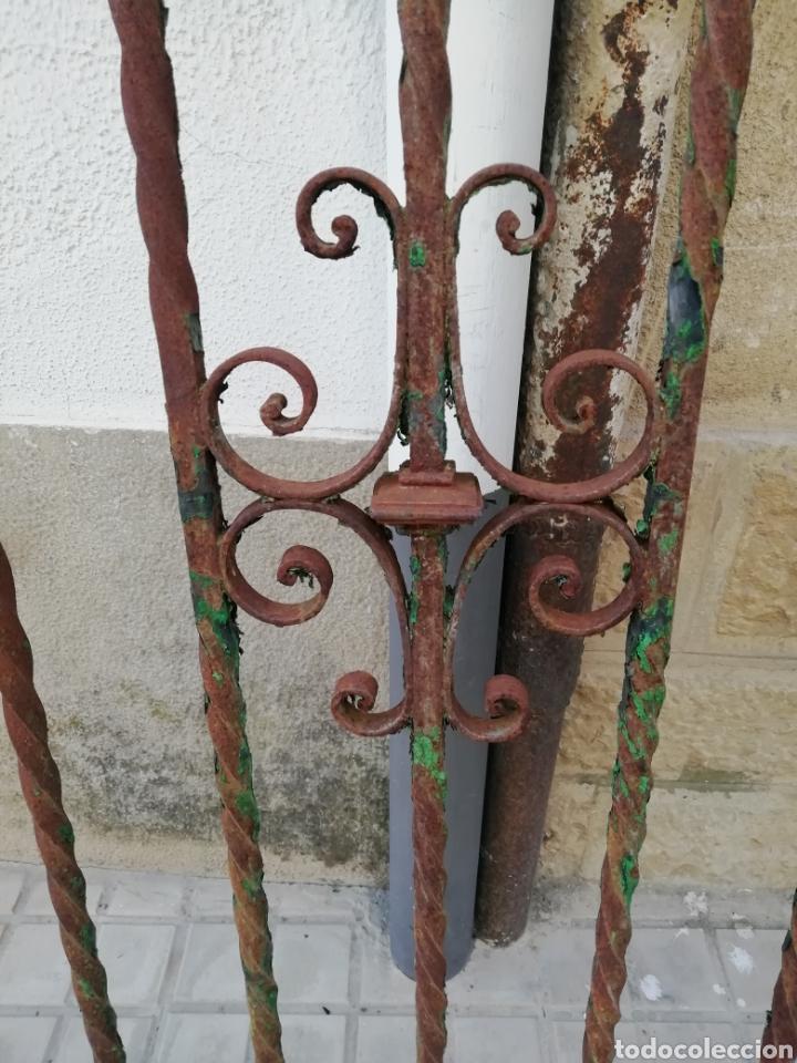 Antigüedades: Antigua reja - Foto 4 - 157349570