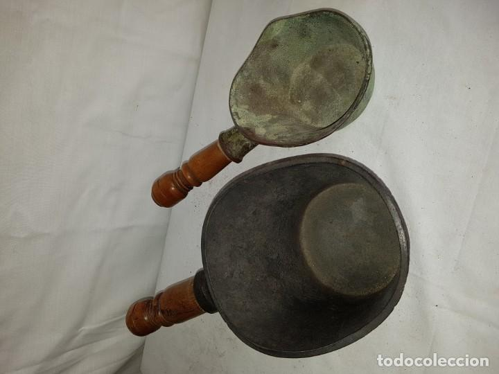 Antigüedades: PLANCHAS CHINAS - Foto 2 - 157521902