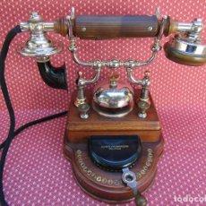 Teléfonos: TELEFONO CENTRALITA DE 20 LINEAS INTERNAS, DE LA MARCA L. M. ERICSSON (SUECIA). AÑO 1930.. Lote 157683034