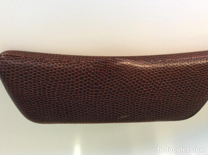 Antigüedades: Gafas principio siglo XX con estuche original - Foto 7 - 157698026