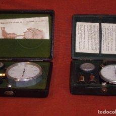 Antigüedades: MEDIDORES DE REVOLUCIONES. Lote 157804390