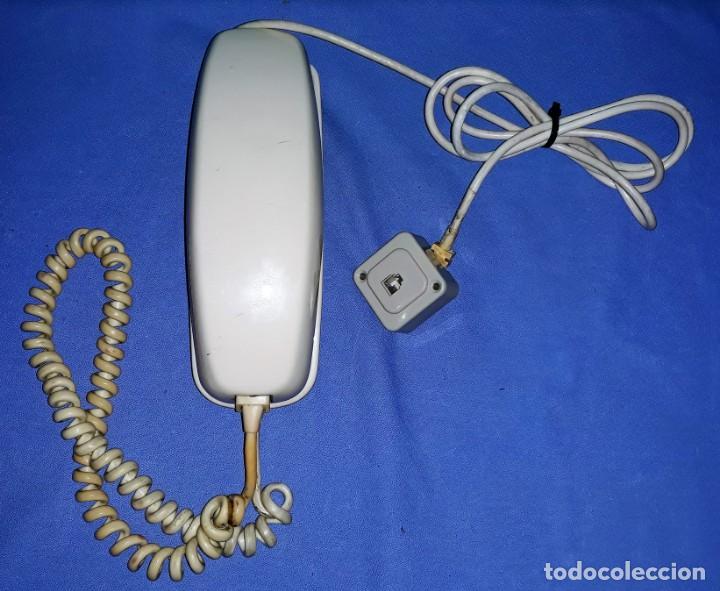 ANTIGUO TELEFONO GONDOLA ORIGINAL VER FOTOS Y DESCRIPCION (Antigüedades - Técnicas - Teléfonos Antiguos)