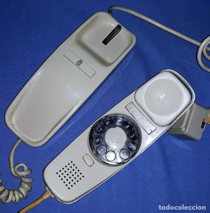 Teléfonos: ANTIGUO TELEFONO GONDOLA ORIGINAL VER FOTOS Y DESCRIPCION - Foto 3 - 157865606