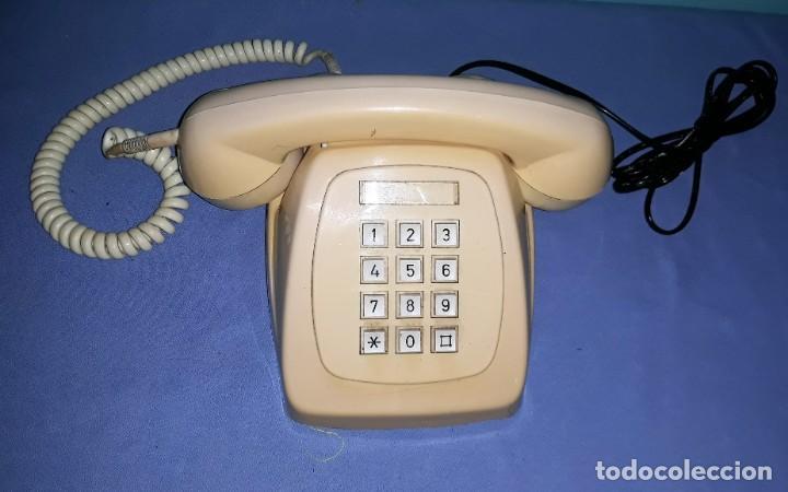 ANTIGUO TELEFONO HERALDO ORIGINAL VER FOTOS Y DESCRIPCION (Antigüedades - Técnicas - Teléfonos Antiguos)