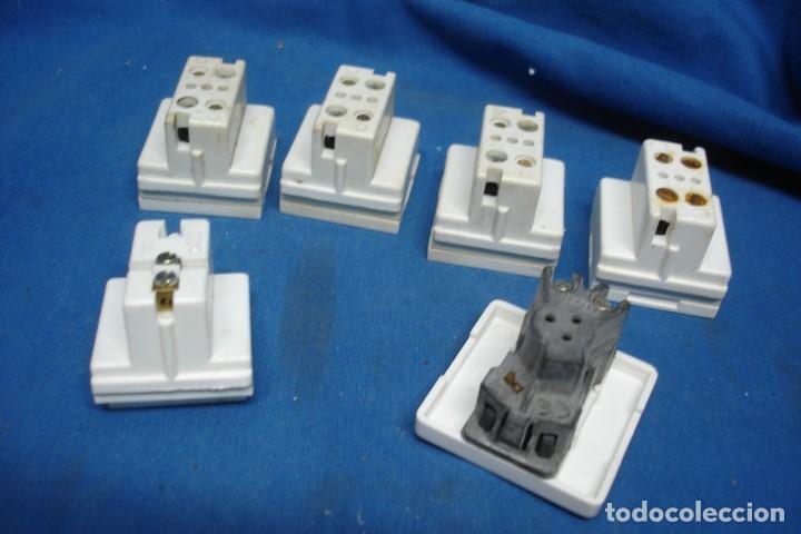 Antigüedades: 6 ELEMENTOS BJC PARA MONTAR EN PLACA - Foto 3 - 158167754
